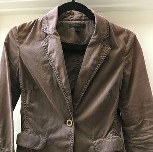 3/4 sleeve jacket